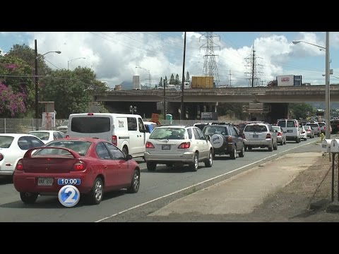 Large turnout shows up to discuss Pearl City, Aiea traffic problems