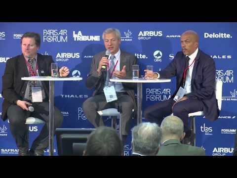 Paris Air Forum 2015 - Mondialisation de la supply chain : quels challenges ?