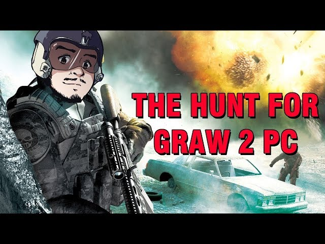 The Hunt for GRAW 2 PC | Panda's VLOGs