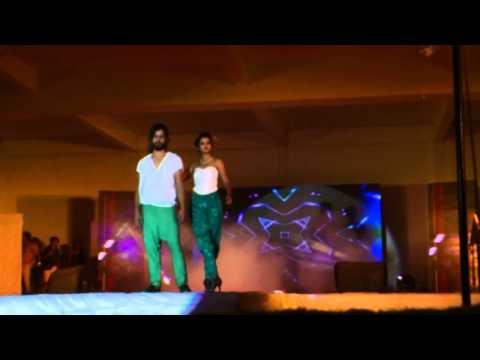 DSIT Fashion Show At Cmrit Cultura 2012