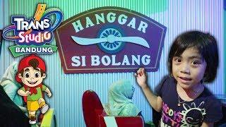 Jadi Si Bolang Keliling Indonesia di Istana Boneka Trans Studi…