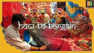 How To Bargain In Hindi