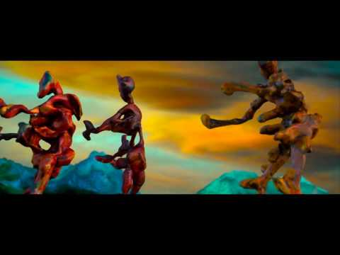 Yeasayer   Silly Me Official Video      please watch at the '4K' setting!