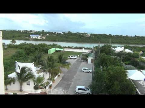 Another view of Meads bay pond on top of Turtle Nest Hotel.m2ts
