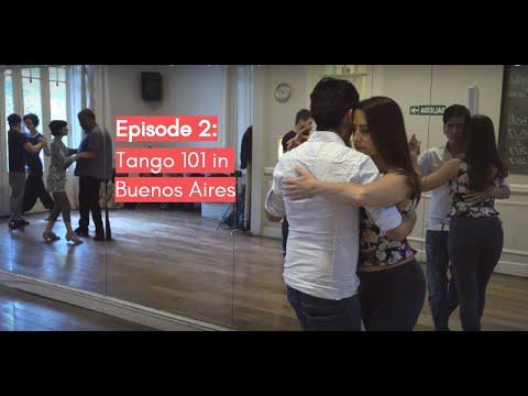 Episode 2: Tango 101 in Buenos Aires