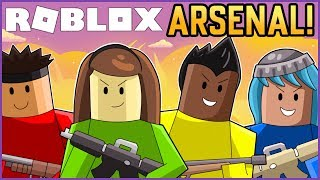 the BEST FUN SHOOTER that NOBODY talks about (Roblox Arsenal)