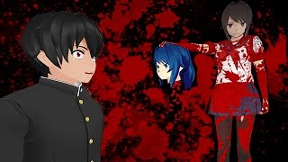 Yandere Simulator | BUSTED FOR MURDER! [Part 2]