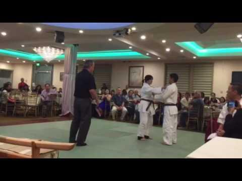Nikkei Games Banquet Judo Demo - 8/2/2016