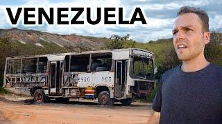 Arriving at Venezuela & Brazil Border (overwhelming situation)