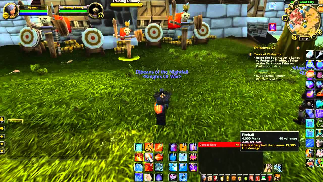 Fire Mage Patch 5 4 2 | Autos Post
