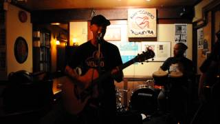 "SOLIDRED original song "" Got Me There"" @ Acoustic North Stage Railway Club."