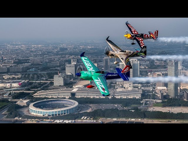 Chiba to crown Red Bull Air Race World Champion 2019