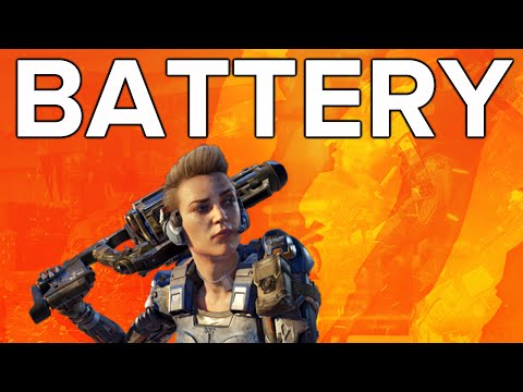 Black Ops 3 In Depth: Battery Specialist (War Machine & Kinetic Armor)