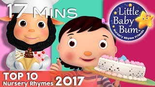 Learn with Little Baby Bum | Top 10 Nursery Rhymes! | Nursery Rhymes for Babies | Songs for Kids