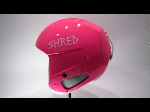 Shred Brain Bucket Race Helmet: Nastify Pink : ARTECHSKI.com : 2009 Model Year