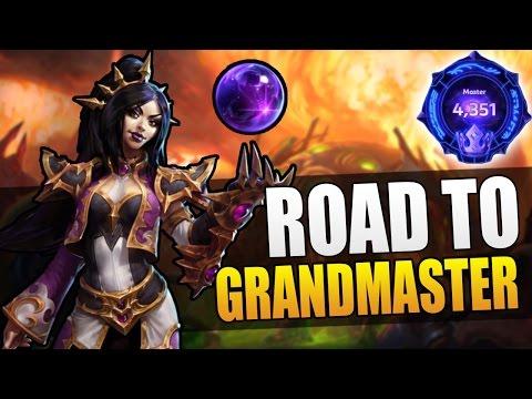 Li-Ming - teleport build // Road to Grandmaster S3 // Heroes of the Storm