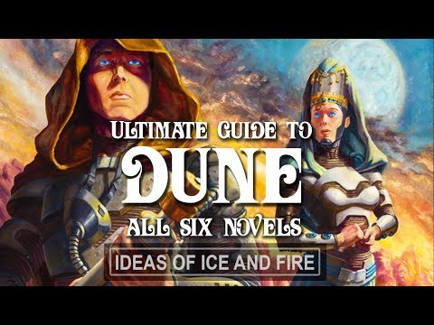 Ultimate Guide To Dune Part 1 The Introduction
