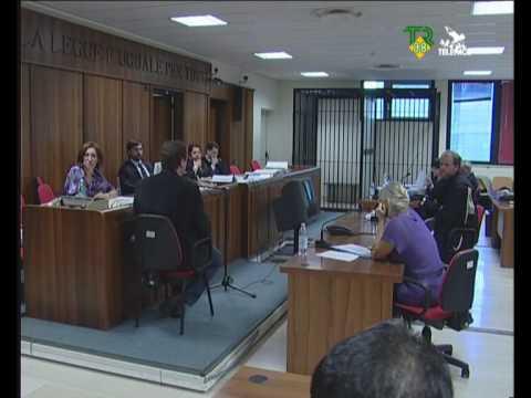 A rischio circa 200 processi per mafia TR98 Telepace 10-02-2010.wmv