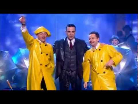 Robbie Williams - Singin' in the Rain