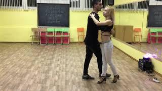 10.05.2018 Kizomba beginners lessons ( 1 уровень)