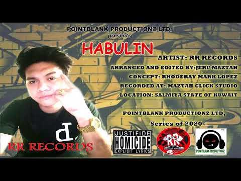 HABULIN - RR RECORDS