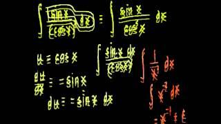 Первообразная функции (sin x)(cos x)^2