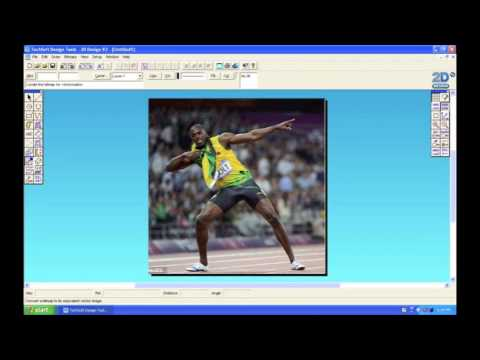 2D Design Video Tutorial 4: Vectorise