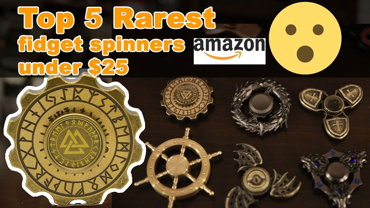 Top 5 Rarest Coolest 2017 Viking Hanzo Boaty Mcboatface Best Fidget Spinner Review Amazon 73