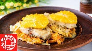 ГЛАВНОЕ не ПРОПУСТИ Новый рецепт Рыбы на Новогодний стол 2020 Вкусно и очень просто