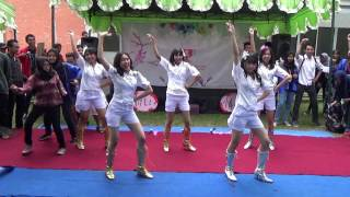 Video FIBeats ~ Kibouteki Refrain, Gomen ne, SUMMER & Kimisuki (Dance Cover) @ Japan Cup 2016 [50fps] download MP3, 3GP, MP4, WEBM, AVI, FLV Agustus 2018