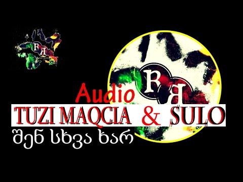 TUZI MAQCIA (rap rise) & SULO - შენ სხვა ხარ | shen sxva xar (audio) (rap rise 2014)