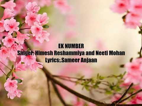 Ek Number | Lyrical | Full Song