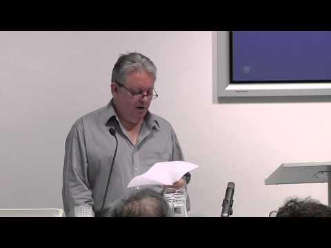 Peter de Bolla: Understanding (through) Concepts