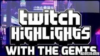 TWITCH STREAM HIGHLIGHTS WITH THE GENTS!! ( FORTNITE BATTLE ROYALE/MWR)