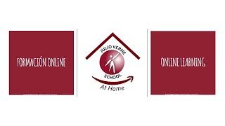 Online Teaching. #JulioVerneSchoolAtHome