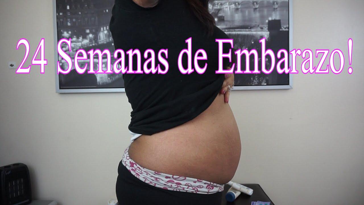 embarazo 21 semanas de gestacion sintomas