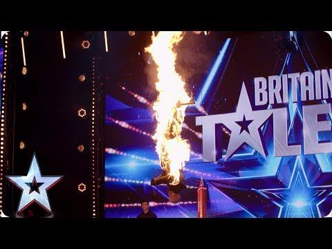 All of Daredevil Jonathan Goodwin's BGT Performances   Britain's Got Talent