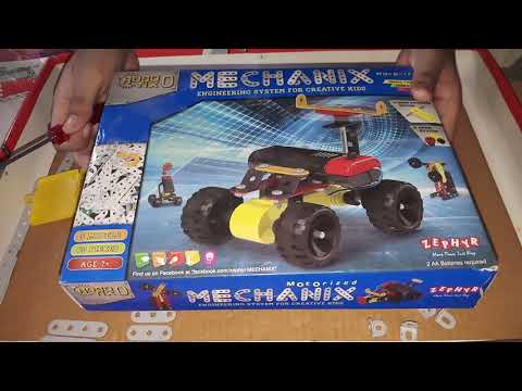 Mechanix model awesome