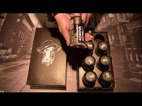 Korova Unrivaled THC BOMB ounce box