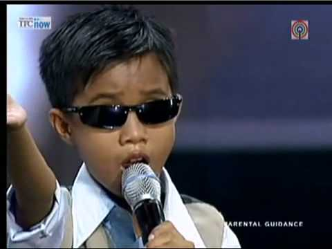 PILIPINAS GOT TALENT Semi-finalist - CARL MALONE MONTECIDO