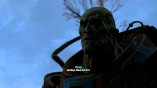 Fallout 4- Companion Swap Unique Dialogues MacCready