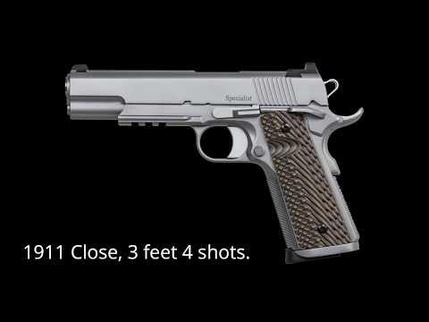 Real Gunshot Sound Effects