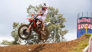 Chase Yentzer Two-Stroke 125 All Star Full Moto | 2019 Budds Creek | Racer X Films