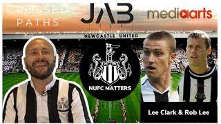 Another lockdown interview with a former newcastle united player or fan. rob lee and clark join steve wraith to talk about #nufc takeover, players contra...