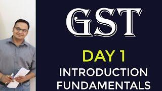 GST:: DAY 1