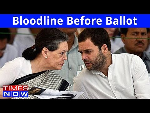 The Clearest Message Yet |  Bloodline Before Ballot Box - India Upfront With Rahul Shivshankar