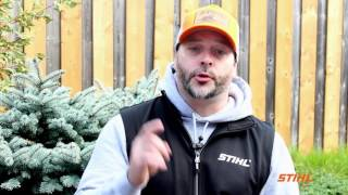 Tech Chat with Chad - Storing your tools with the winter