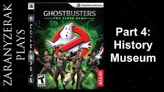 Zaranyzerak Plays Ghostbusters: The Video Game - Part 4