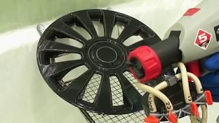 Электрометаллизатор для