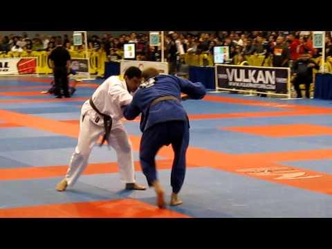 BJJ in Fargo | 2010 Pan American Silver Medalist George Andersch - Part 1 streaming vf